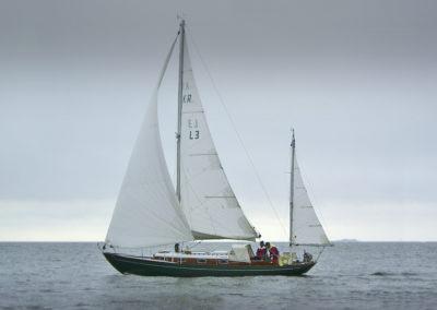 Circe III, Pilot 35