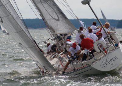 Pepper III, Swan 44