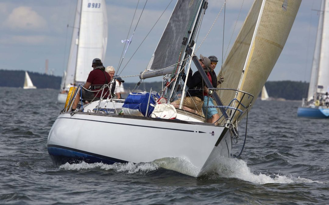 Tarantella II, Swan 37