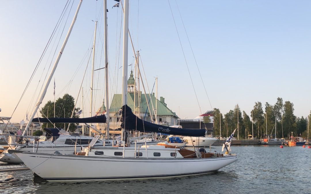 Cecille, Swan 36
